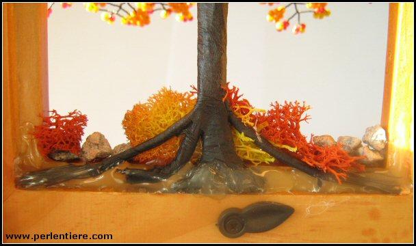apfelbaum im herbst eingerahmt b ume perlentiere forum. Black Bedroom Furniture Sets. Home Design Ideas